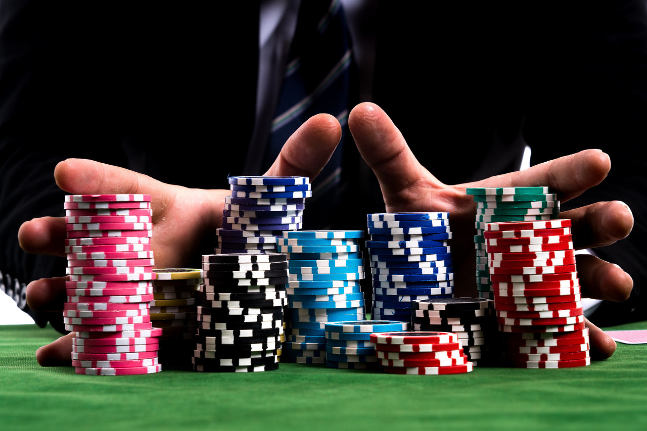 online with poker